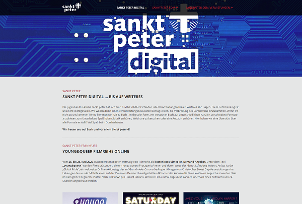 sanktpeter Digital